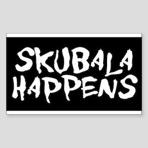 Skubala Happen Sticker