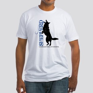 German-Shepherd - FRONT- T-Shirt