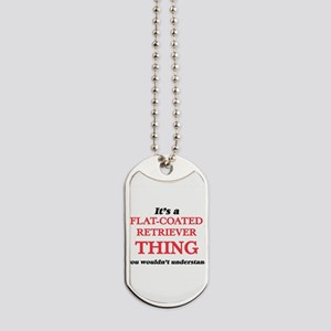 It's a Flat-Coated Retriever thing, y Dog Tags