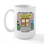 Mixed Messages Large Mug
