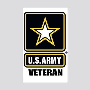 Army vet Sticker