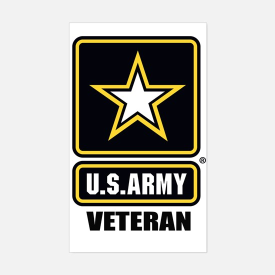 Army vet Decal