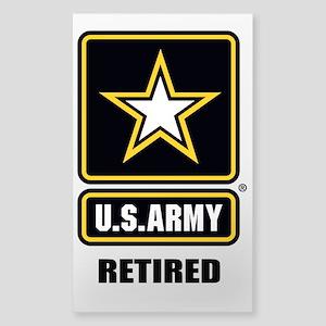 Army ret Sticker