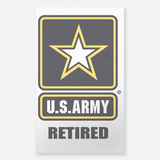 Army ret Bumper Stickers