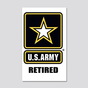 Army ret Wall Decal