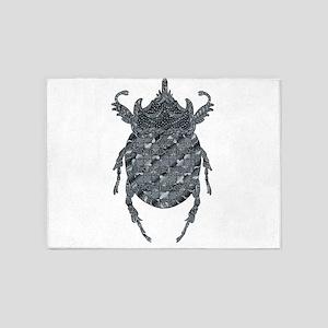 Best Seller Beetle 5'x7'Area Rug