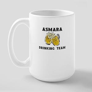 Asmara Large Mug