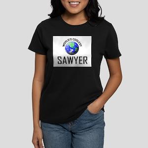 World's Coolest SAWYER Women's Dark T-Shirt