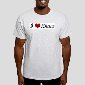 I love Shane Light T-Shirt