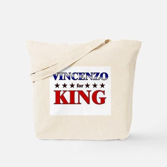 VINCENZO for king Tote Bag