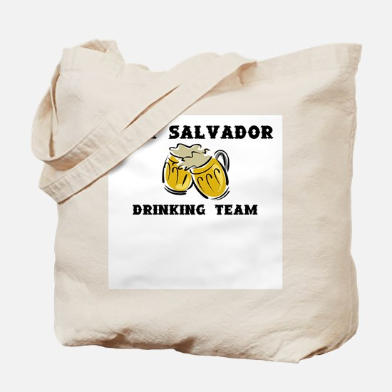 San Salvador Tote Bag