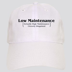 Low Maintenance Cap