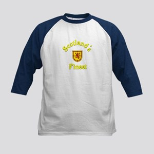 Being Scottish. Kids Baseball Jersey