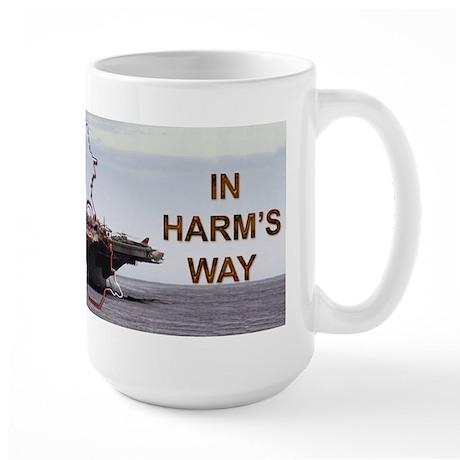 Masonic Peace Makers Large Mug