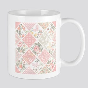 Patchwork Quilt 11 oz Ceramic Mug