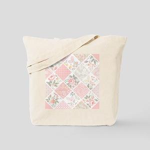 Patchwork Quilt Tote Bag
