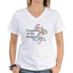 Fireworks Daughter of the Bride Shirt