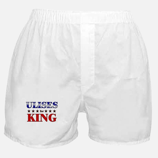 ULISES for king Boxer Shorts