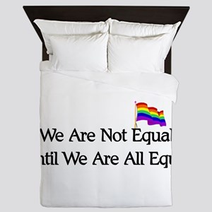 Equality for All Queen Duvet
