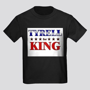 TYRELL for king Kids Dark T-Shirt