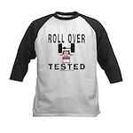 ROLLOVER TESTED Kids Baseball Jersey
