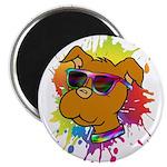 Pitbull Puppy Magnets
