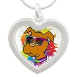 Pitbull Puppy Necklaces