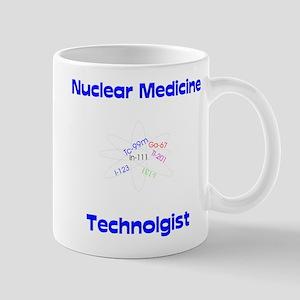 Nuclear Medicine Large Mugs
