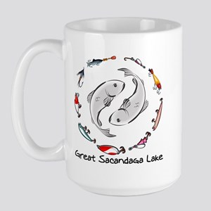 Yin & the Yang Large Mug