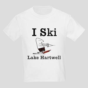 I Ski Kids Light T-Shirt