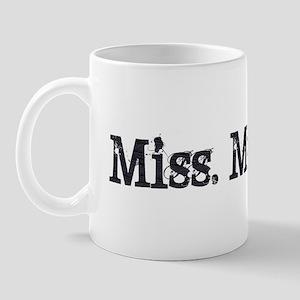 Miss. Murder Mug
