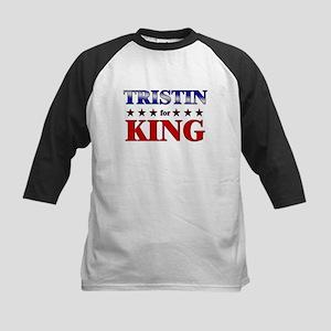 TRISTIN for king Kids Baseball Jersey