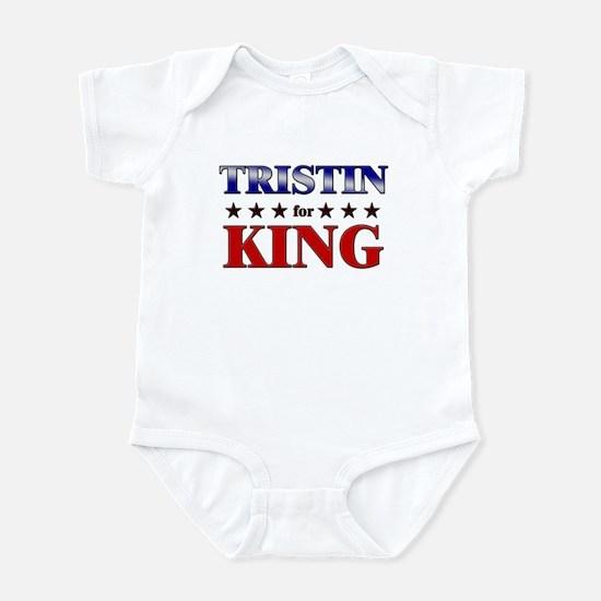 TRISTIN for king Infant Bodysuit