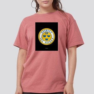 SE Hky10 IpadSlv554_H_F Women's Cap Sleeve T-Shirt