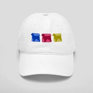 Color Row Welsh Springer Spaniel Hat