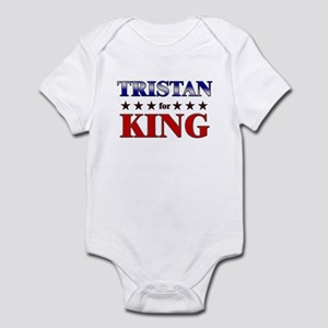 TRISTAN for king Infant Bodysuit
