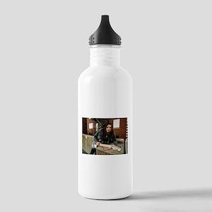"Igor Dimitrienko ""Down Stainless Water Bottle 1.0L"