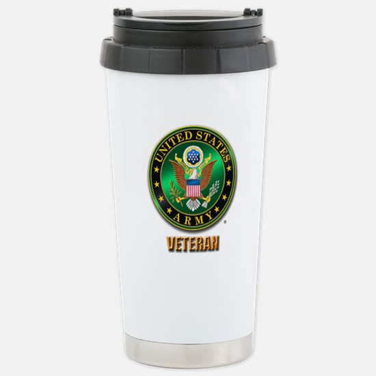 U.S. ARMY VETERAN Travel Mug