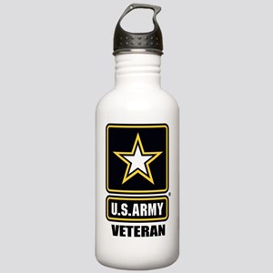 Army vet Water Bottle