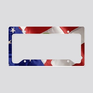U.S. ARMY VETERAN License Plate Holder