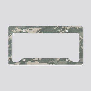 U.S. ARMY License Plate Holder