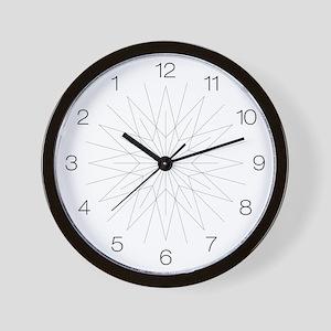 Backward TIme Wall Clock