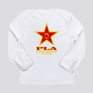 PLA (Peoples Liberation Army) Long Sleeve T-Shirt
