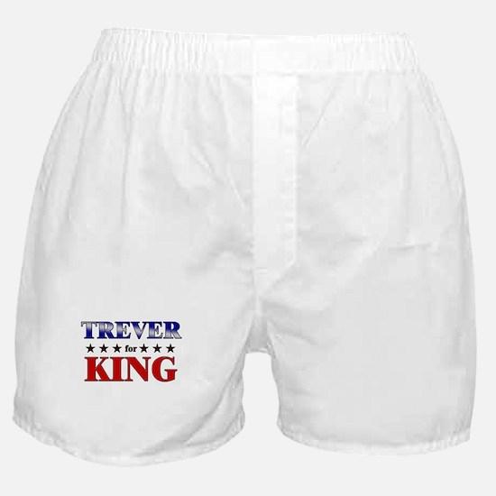 TREVER for king Boxer Shorts