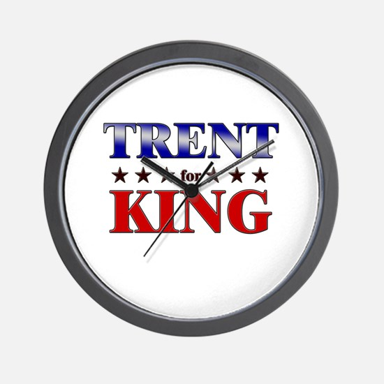 TRENT for king Wall Clock