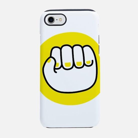Girl Power iPhone 8/7 Tough Case