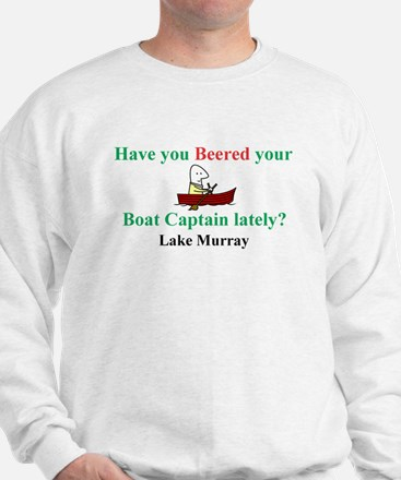Have you Beered? Sweatshirt