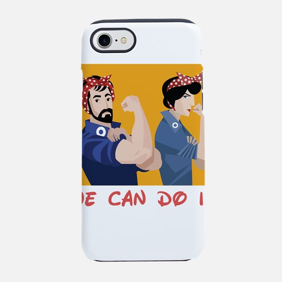 We can do it iPhone 8/7 Tough Case