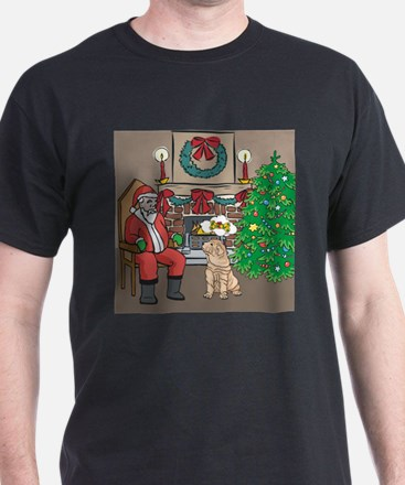 What A Shar Pei Wants For Christmas T-Shirt
