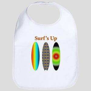 Surf's Up Bib